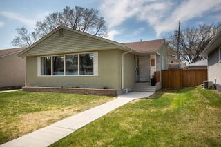Photo 1: 643 Brock Street in Winnipeg: River Heights Residential for sale (1D)  : MLS®# 202010718