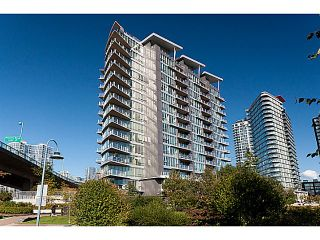 Photo 2: # 1203 980 COOPERAGE WY in Vancouver: Yaletown Condo for sale (Vancouver West)  : MLS®# V1015490