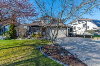 """Main Photo: 18287 68 Avenue in Surrey: Cloverdale BC House for sale in """"Cloverwoods"""" (Cloverdale)  : MLS®# R2558963"""