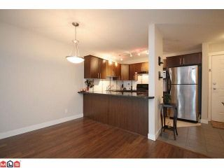 """Photo 5: 207 19388 65TH Avenue in Surrey: Clayton Condo for sale in """"THE LIBERTY"""" (Cloverdale)  : MLS®# F1028523"""