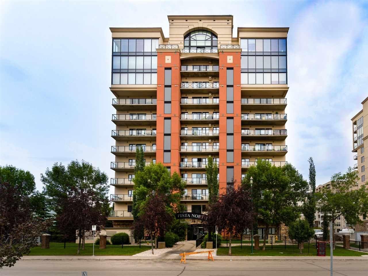 Main Photo: 907 10319 111 Street in Edmonton: Zone 12 Condo for sale : MLS®# E4262156