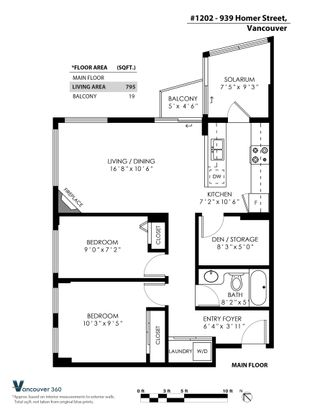 """Photo 25: 1202 939 HOMER Street in Vancouver: Yaletown Condo for sale in """"THE PINNACLE"""" (Vancouver West)  : MLS®# R2617528"""
