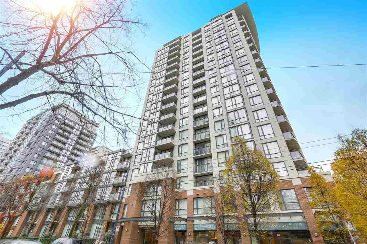 Main Photo: 902 1082 SEYMOUR Street in Vancouver: Downtown VW Condo for sale (Vancouver West)  : MLS®# R2625244