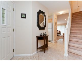 """Photo 5: 28 21138 88TH Avenue in Langley: Walnut Grove Townhouse for sale in """"SPENCER GREEN"""" : MLS®# F1318729"""