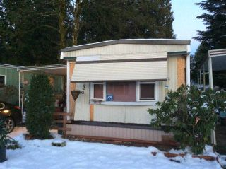 """Main Photo: 3 21091 LOUGHEED Highway in Maple Ridge: Southwest Maple Ridge Manufactured Home for sale in """"Val Marie"""" : MLS®# R2127752"""