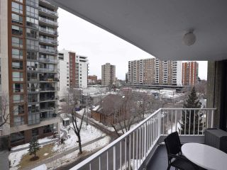 Photo 16: 605 10045 117 Street in Edmonton: Zone 12 Condo for sale : MLS®# E4229549