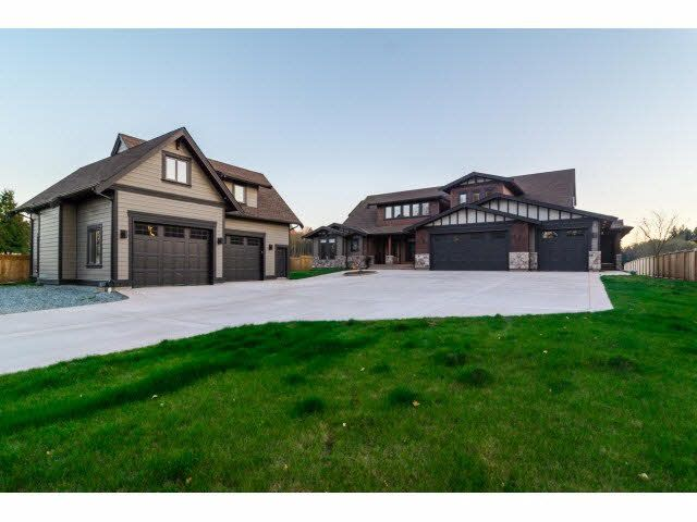 Main Photo: 21336 24TH AVENUE in : Campbell Valley House for sale : MLS®# F1426994