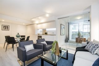"Photo 2: 205 1133 HORNBY Street in Vancouver: Downtown VW Condo for sale in ""Addition"" (Vancouver West)  : MLS®# R2244659"