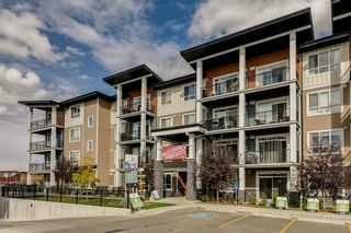 Photo 1: 110 10 Walgrove Walk SE in Calgary: Walden Apartment for sale : MLS®# A1151211
