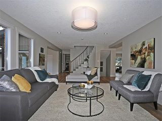 Photo 6: 240 PUMP HILL Gardens SW in Calgary: Pump Hill House for sale : MLS®# C4052437