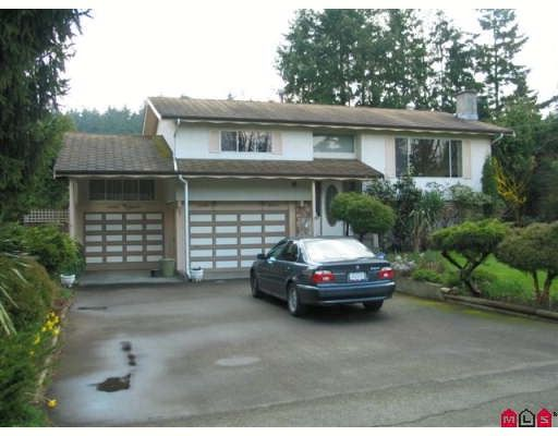 Main Photo: 2676 127TH Street in White_Rock: Crescent Bch Ocean Pk. House for sale (South Surrey White Rock)  : MLS®# F2808888