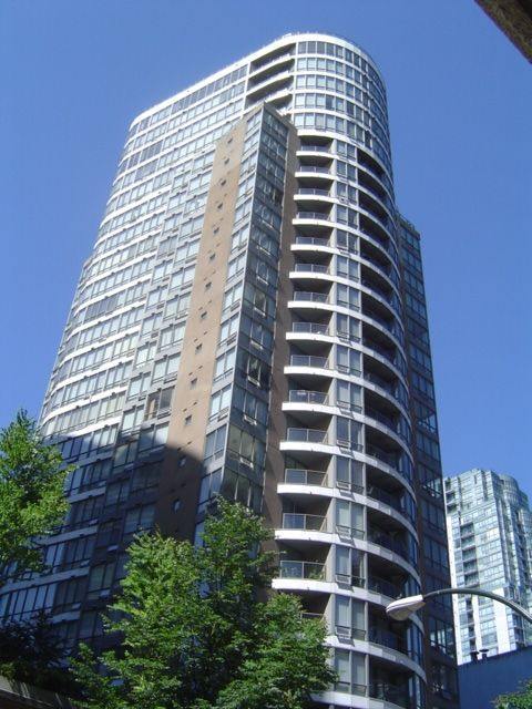Main Photo: #1005  1166 Melville in Vancouver: Coal Harbour Condo  (Vancouver West)  : MLS®# V648788