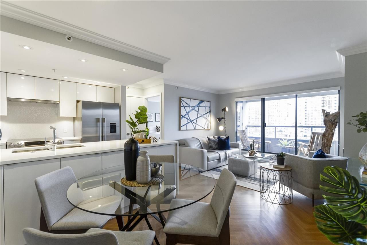 """Main Photo: 1208 1060 ALBERNI Street in Vancouver: West End VW Condo for sale in """"The Carlyle"""" (Vancouver West)  : MLS®# R2576402"""