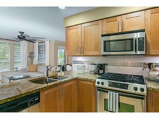 """Photo 5: 203 2626 ALBERTA Street in Vancouver: Mount Pleasant VW Condo for sale in """"THE CALLADINE"""" (Vancouver West)  : MLS®# V1113838"""