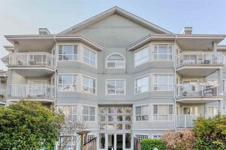 "Photo 2: 103 13939 LAUREL Drive in Surrey: Whalley Condo for sale in ""KING GEORGE MANOR"" (North Surrey)  : MLS®# R2421170"