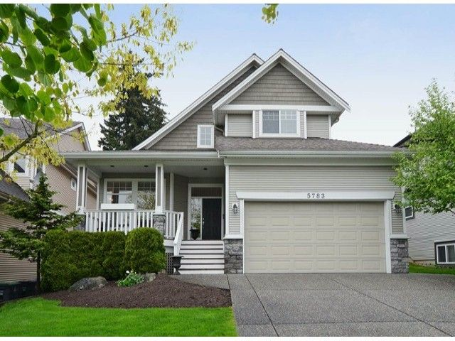 Main Photo: 5783 167TH ST in : Cloverdale BC House for sale : MLS®# F1411256