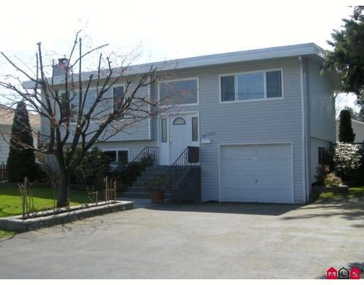 Main Photo: 14700 107TH Avenue in Surrey: Guildford House for sale (North Surrey)  : MLS®# F2907615