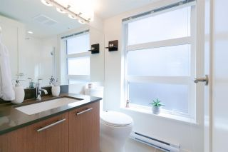 """Photo 14: 325 95 MOODY Street in Port Moody: Port Moody Centre Townhouse for sale in """"THE STATION"""" : MLS®# R2302034"""