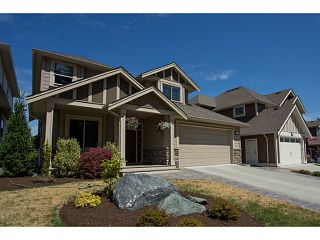 """Photo 2: 45371 MAGDALENA Place: Cultus Lake House for sale in """"RIVERSTONE"""" : MLS®# H2152514"""
