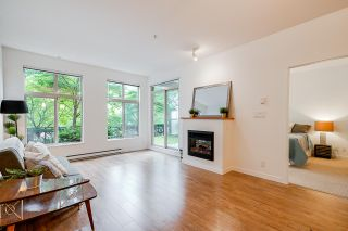 Photo 4: 111 101 MORRISSEY ROAD in Port Moody: Port Moody Centre Condo for sale : MLS®# R2410630