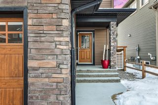 Photo 3: 207 Kinniburgh Road: Chestermere Semi Detached for sale : MLS®# A1057912