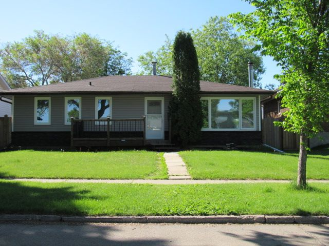 Main Photo: 10 Belmont Drive in St. Albert: House for rent