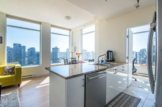 "Photo 3: 2306 1001 HOMER Street in Vancouver: Yaletown Condo for sale in ""THE BENTLEY"" (Vancouver West)  : MLS®# R2362525"
