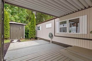 """Photo 15: 6 32380 LOUGHEED Highway in Mission: Mission BC Manufactured Home for sale in """"The Grove Mobile Home Park"""" : MLS®# R2586007"""