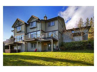 "Photo 2: 2 1486 JOHNSON Street in Coquitlam: Westwood Plateau Townhouse for sale in ""STONEY CREEK"" : MLS®# V936237"