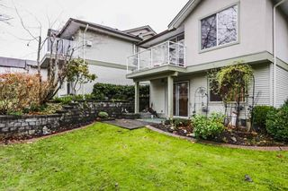 "Photo 28: 8 22740 116 Avenue in Maple Ridge: East Central Townhouse for sale in ""FRASER GLEN"" : MLS®# R2223441"