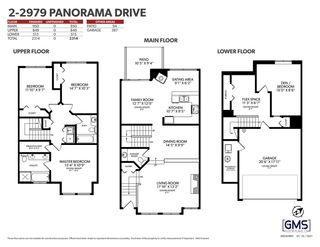 "Photo 36: 2 2979 PANORAMA Drive in Coquitlam: Westwood Plateau Townhouse for sale in ""DEERCREST"" : MLS®# R2532510"