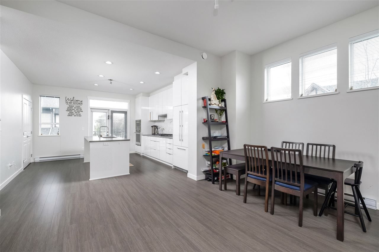 """Photo 7: Photos: 17 10388 NO. 2 Road in Richmond: Woodwards Townhouse for sale in """"KINGSLEY ESTATE"""" : MLS®# R2529818"""