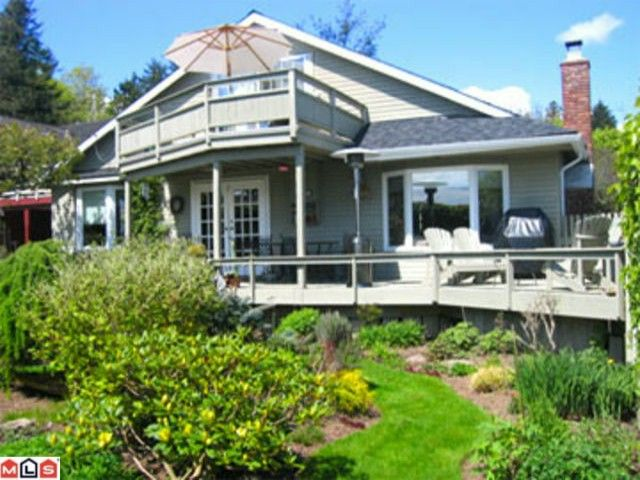 """Main Photo: 14112 MAGDALEN Avenue: White Rock House for sale in """"Marine Drive West"""" (South Surrey White Rock)  : MLS®# F1107184"""