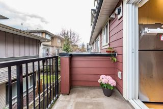 """Photo 18: 21 9628 FERNDALE Road in Richmond: McLennan North Townhouse for sale in """"SONATA PARK"""" : MLS®# R2155174"""