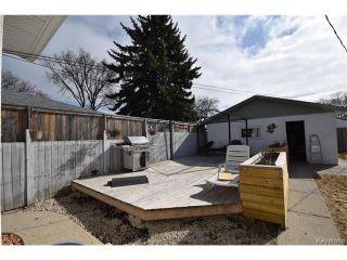 Photo 3: 526 Perth Avenue in Winnipeg: West Kildonan Residential for sale (4D)  : MLS®# 1707900