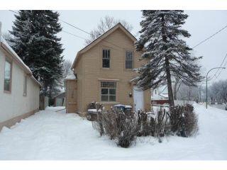 Photo 1: 148 Argyle Street North in WINNIPEG: North End Residential for sale (North West Winnipeg)  : MLS®# 1224328