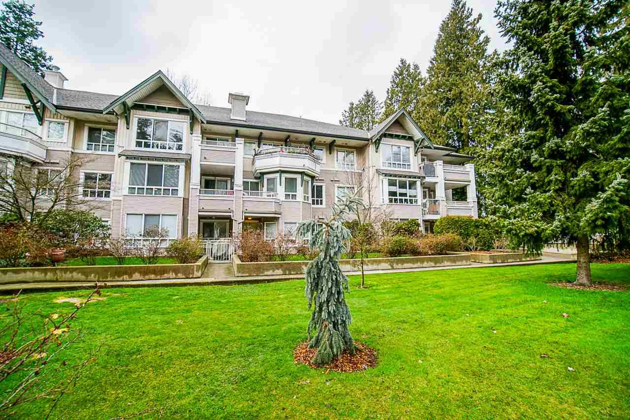"""Main Photo: 303 7383 GRIFFITHS Drive in Burnaby: Highgate Condo for sale in """"18 TREES"""" (Burnaby South)  : MLS®# R2436081"""