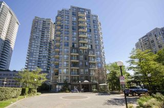 Photo 1: 1204 828 AGNES Street in New Westminster: Downtown NW Condo for sale : MLS®# R2102690
