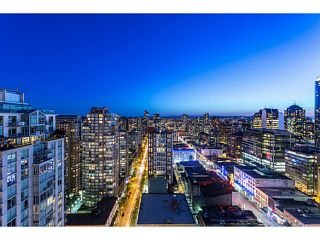 Photo 1: # 2706 833 SEYMOUR ST in Vancouver: Downtown VW Condo for sale (Vancouver West)  : MLS®# V1116829