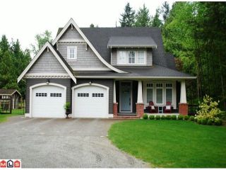 Photo 1: 21030 42ND Avenue in Langley: Brookswood Langley House for sale : MLS®# F1224031