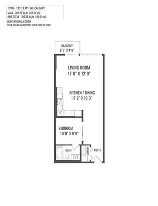 Photo 35: 1210 135 13 Avenue SW in Calgary: Beltline Apartment for sale : MLS®# A1138349