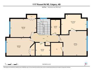 Photo 39: 1117 Russet Road NE in Calgary: Renfrew Semi Detached for sale : MLS®# A1089677