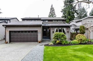 Photo 1: 1408 DOGWOOD Place in Port Moody: Mountain Meadows House for sale : MLS®# R2055682