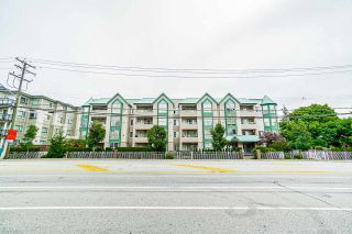 "Main Photo: 103 10128 132 Street in Surrey: Whalley Condo for sale in ""MELROSE GARDENS"" (North Surrey)  : MLS®# R2561495"