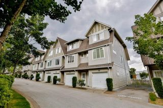 """Photo 1: 69 15155 62A Avenue in Surrey: Sullivan Station Townhouse for sale in """"THE OAKLANDS"""" : MLS®# R2109415"""