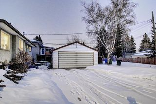 Photo 41: 4 Rossburn Crescent SW in Calgary: Rosscarrock Detached for sale : MLS®# A1073335