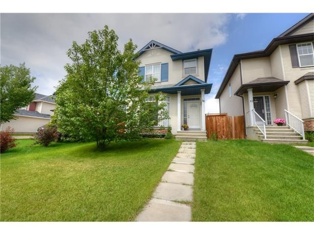 Main Photo: 38 CRANBERRY Green SE in Calgary: Cranston House for sale : MLS®# C4073314