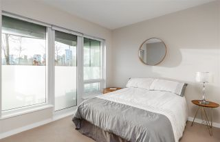 """Photo 6: 103 181 W 1ST Avenue in Vancouver: False Creek Condo for sale in """"THE BROOK"""" (Vancouver West)  : MLS®# R2227937"""