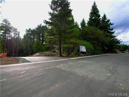 Main Photo: SL 4 Rodolph Rd in VICTORIA: CS Tanner Land for sale (Central Saanich)  : MLS®# 708710