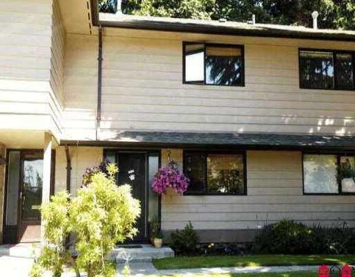 "Main Photo: 1452 NICHOL Road: White Rock Townhouse for sale in ""Ocean Ridge"" (South Surrey White Rock)  : MLS®# F2700627"